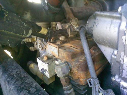 96 ch613 air pressure problems