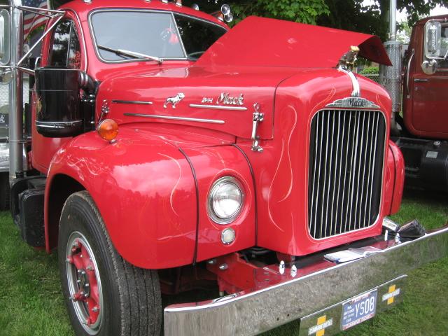 3406 Cat B Model Engine And Transmission Bigmacktrucks Com
