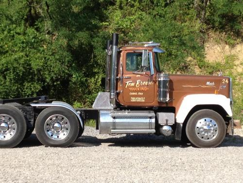 Some Superliner Pics. - Page 7 - Antique and Classic Mack ...
