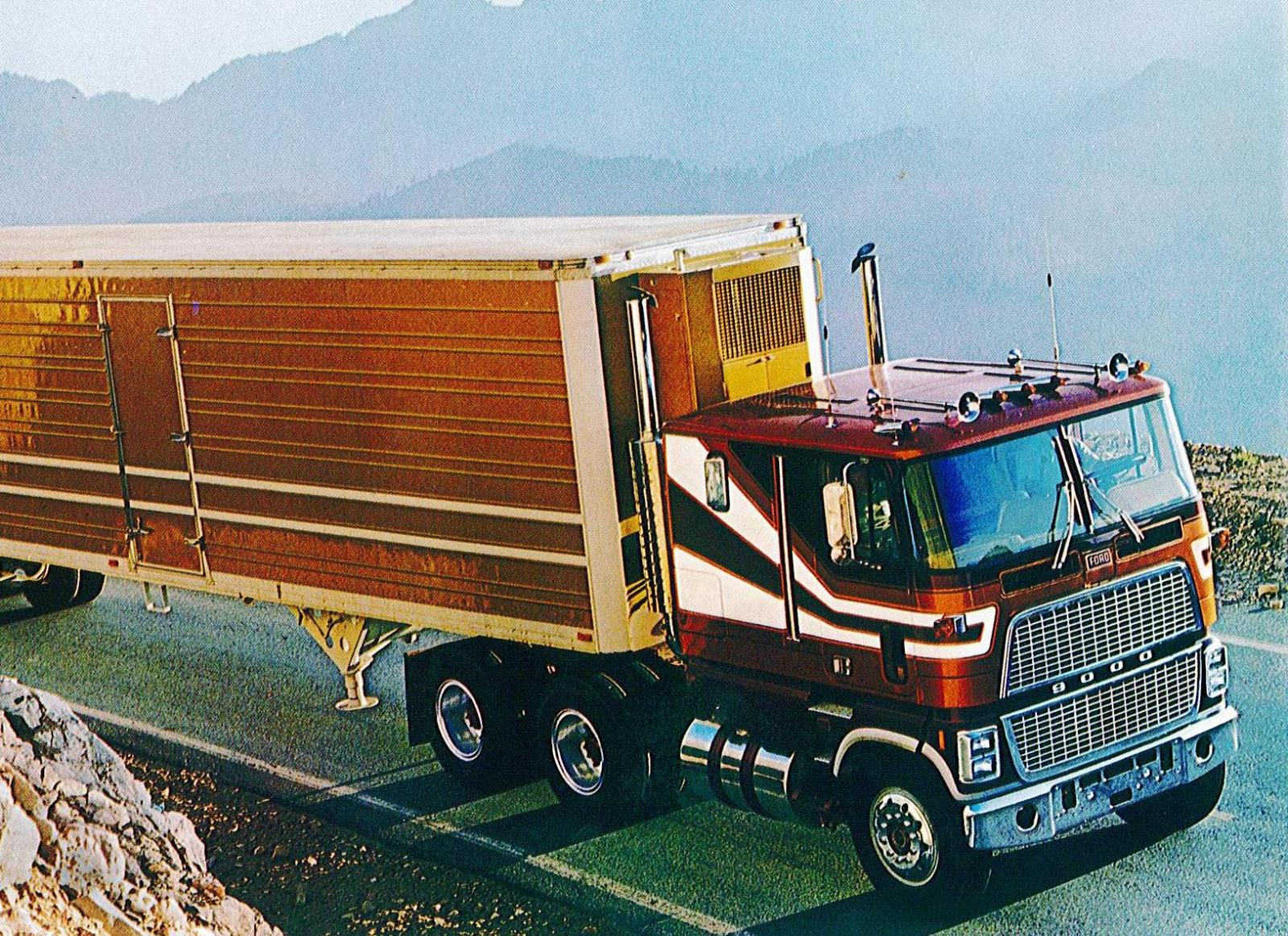 Image Result For Ford Cl 9000 Cabovers T And 1986 Cl9000 Big Trucks Wiring Diagrams Schematics