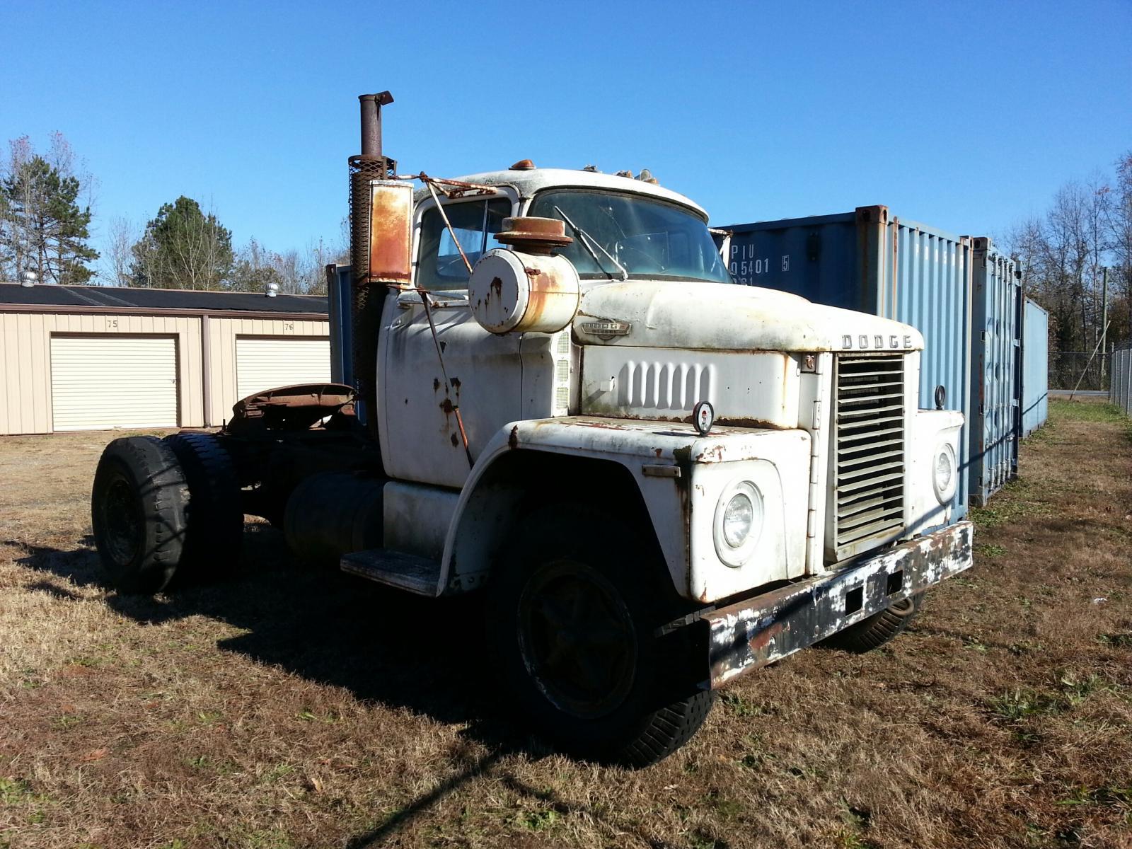 1971 Dodge Cn800 Tractor Trucks For Sale Bigmacktrucks Com