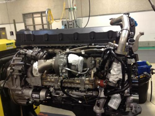 MP8 505 Pinnacle - Modern Mack Truck General Discussion