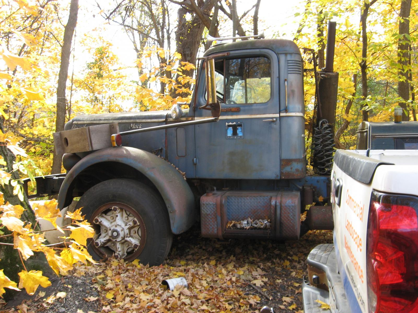 Ljt Mack Truck 1948 : Mack ljt for sale trucks bigmacktrucks
