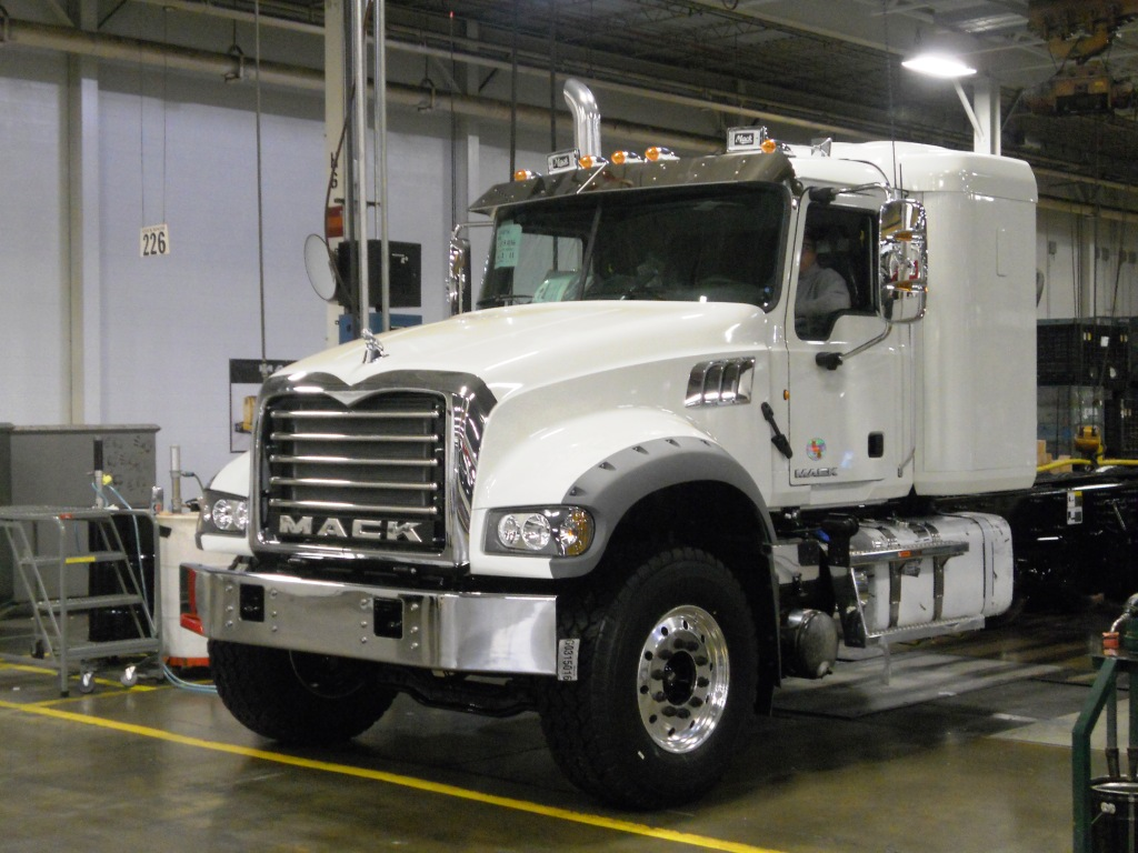 New Mack Model Coming Soon Page 3 Modern Mack Truck