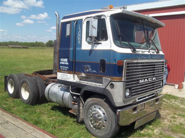 Mack MH613 trucks & parts for sale - Trucks for Sale ...