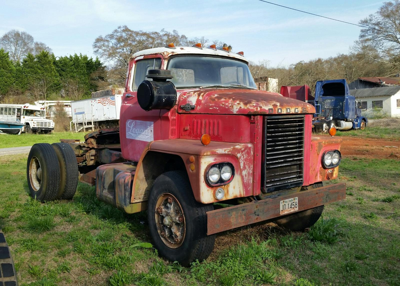 1968 Mack Truck : Dodge cn trucks for sale bigmacktrucks
