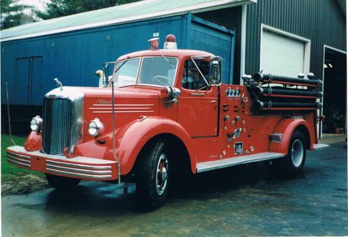 Mack L85 Weight - Antique and Classic Mack Trucks General