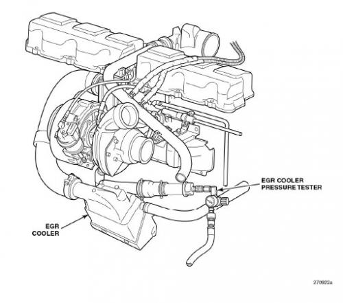 mack mp7 engine egr valve diagram mack mp7 fan clutch
