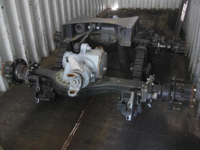 Post on Rear Axle Parts