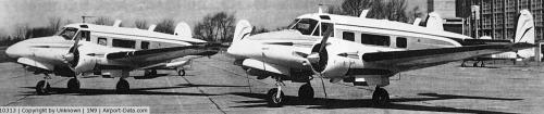 Bulldog Airlines I & II (N1021B & N1031B) 1967.jpg