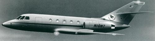 Bulldog Airlines, 1970 Dassault Falcon 20F (1).jpg