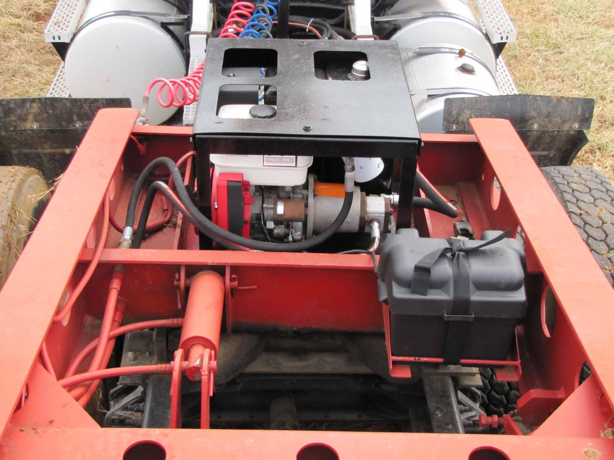 Mack Truck Wet Kit : Adding a dual line to my wet kit modern mack truck
