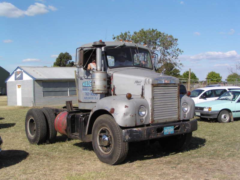 Mack C Model Trucks : C model antique and classic mack trucks general