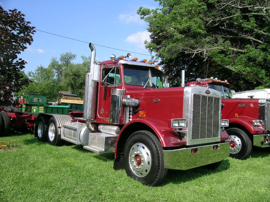 Big Mack Trucks : Macungie atca truck show page shows and events