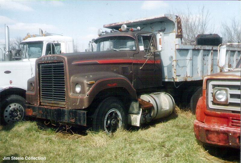 A Junkyard Antique And Classic Mack Trucks General