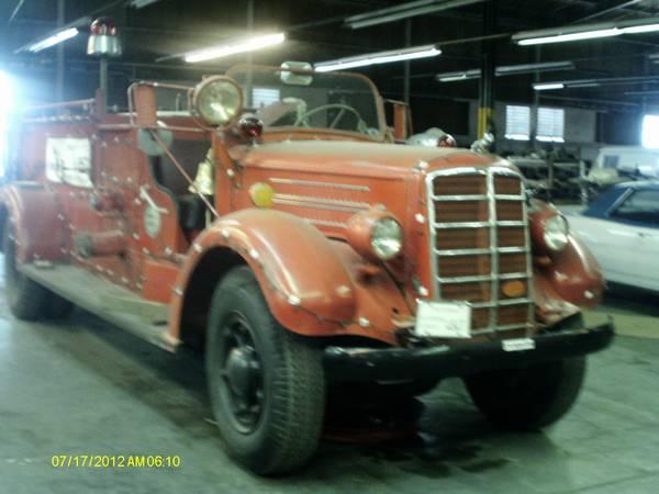 Craigslist Mack - Fire Apparatus - BigMackTrucks.com