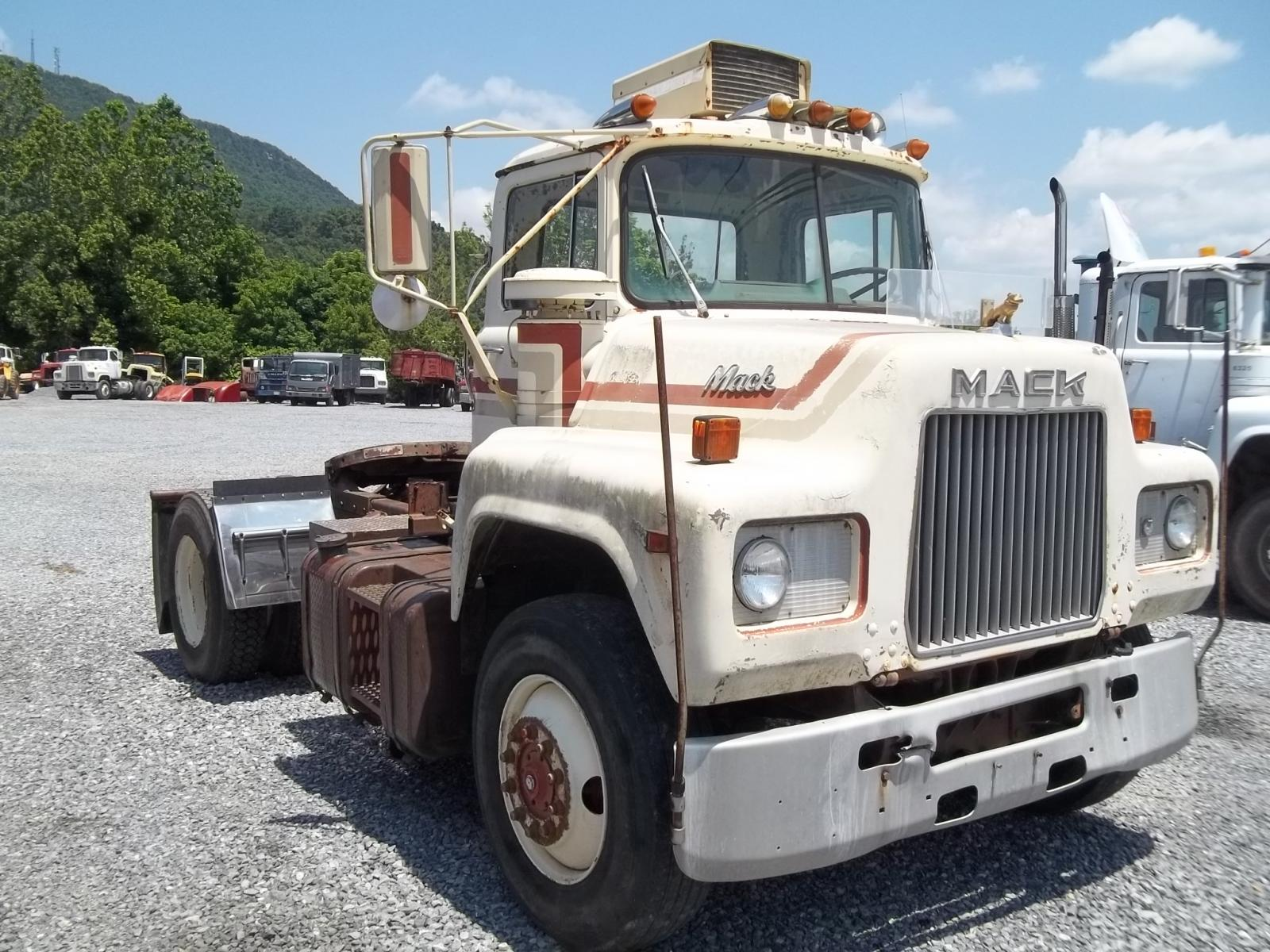 mack 1977 truck trucks bigmacktrucks