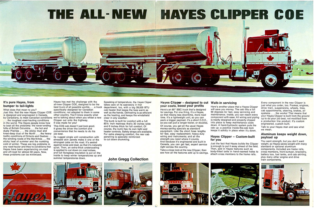 Images of Vancouver Mack Trucks