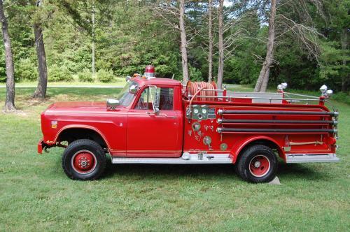 Trucks For Sale In Va >> 1972 IH/OREN 1310 FIRE TRUCK - Trucks for Sale - BigMackTrucks.com
