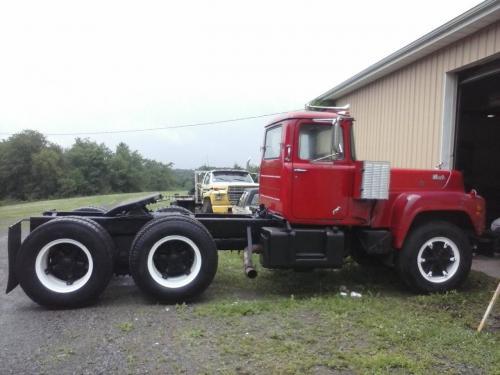 1972 Mack R700 V8 Ohio Trucks For Sale Bigmacktrucks Com
