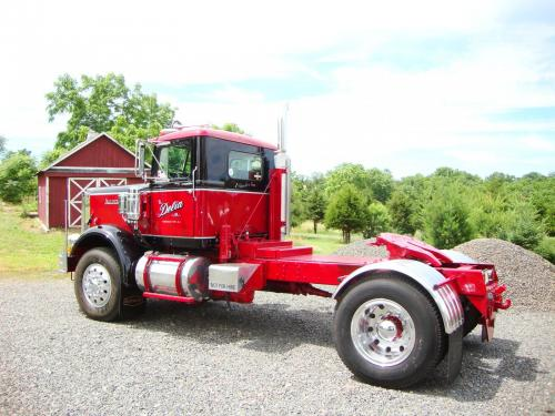 1978 Autocar Glider Kit Single Axle Tractor By Mickey