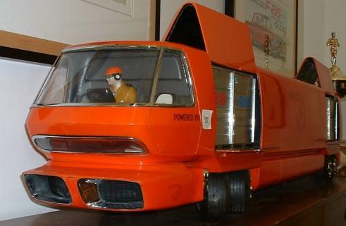 The Gas Turbine General Motors Bison Iii Other Truck