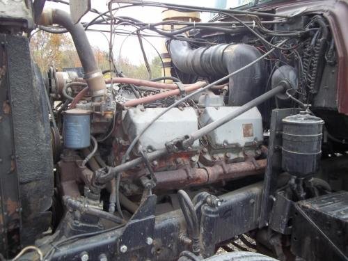Diesel Truck For Sale >> 1977 mack v8 e9 R735ST1010 - Trucks for Sale ...