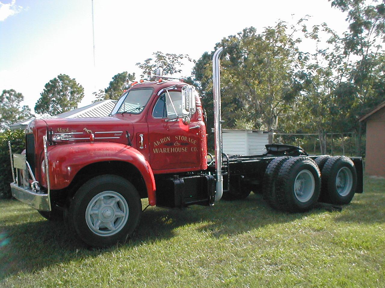 B 61 Mack Trucks : Mack b other truck makes bigmacktrucks
