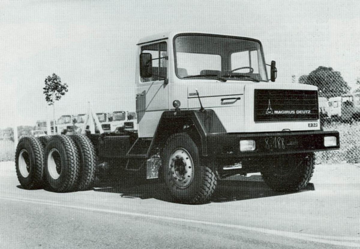 Mercedes Of Rochester >> Magirus Trucks – Designed for America - Other Truck Makes ...