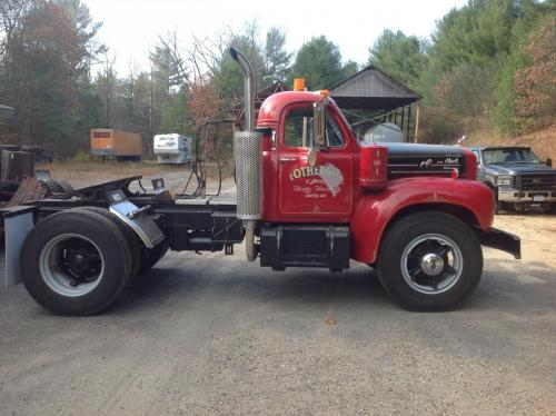 1956 B61 And Lowboy Trucks For Sale Bigmacktrucks Com