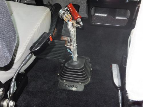 Steering wheel and shifter swap  Opinions? - Modern Mack
