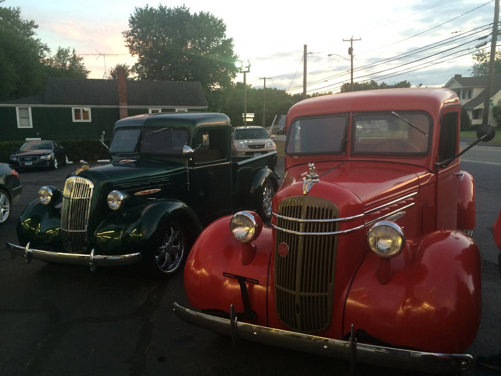 New Addition 1937 Mack Jr Antique And Classic Mack
