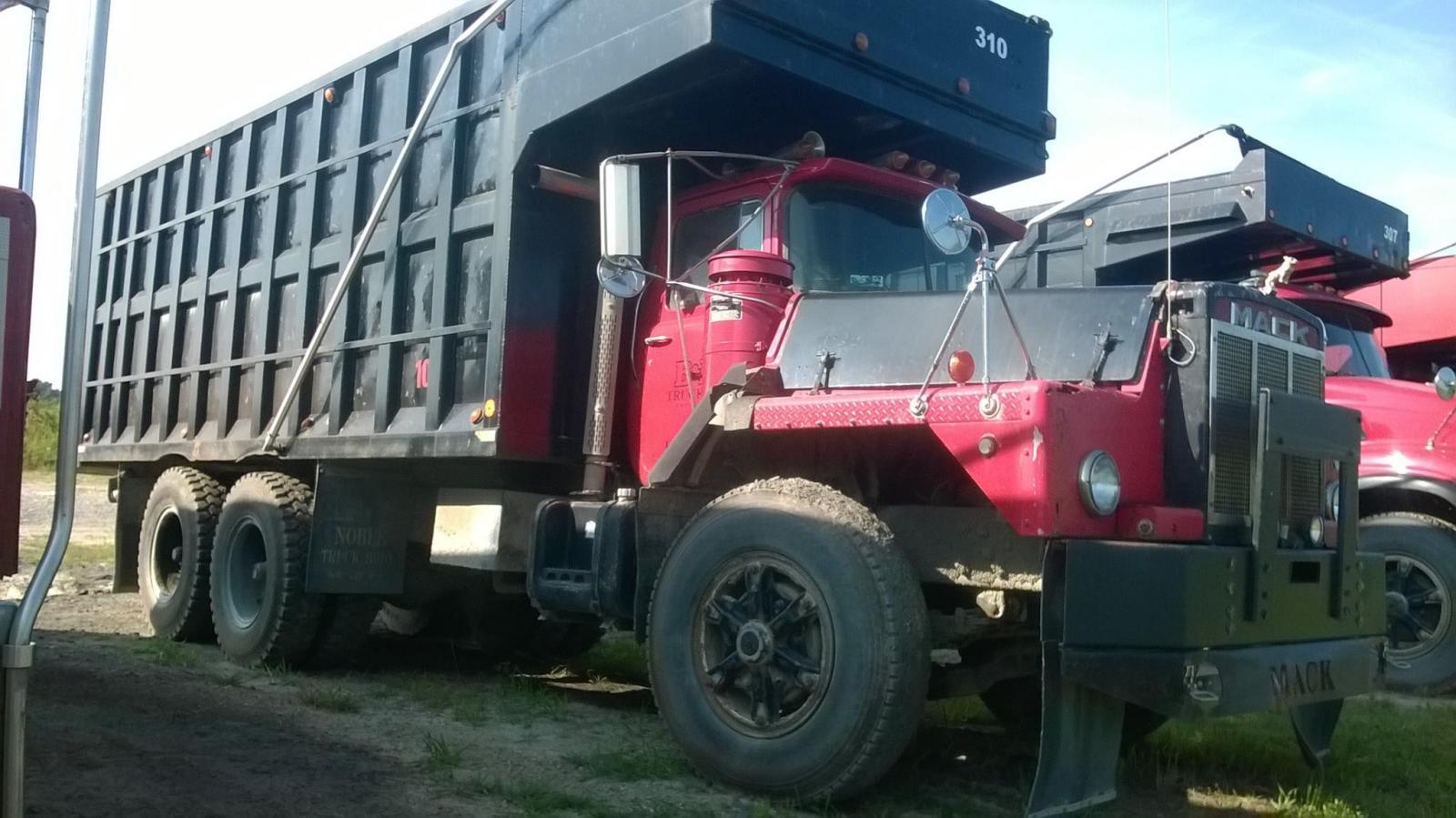 Mack Trucks For Sale >> Selling my fleet of 15 Mack coal trucks. - Trucks for Sale ...