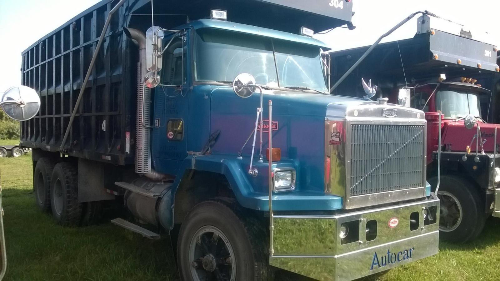 Selling My Fleet Of 15 Mack Coal Trucks Trucks For Sale