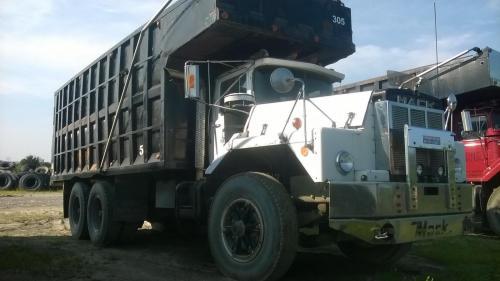 Truck Bed Tarp >> Selling my fleet of 15 Mack coal trucks. - Trucks for Sale ...