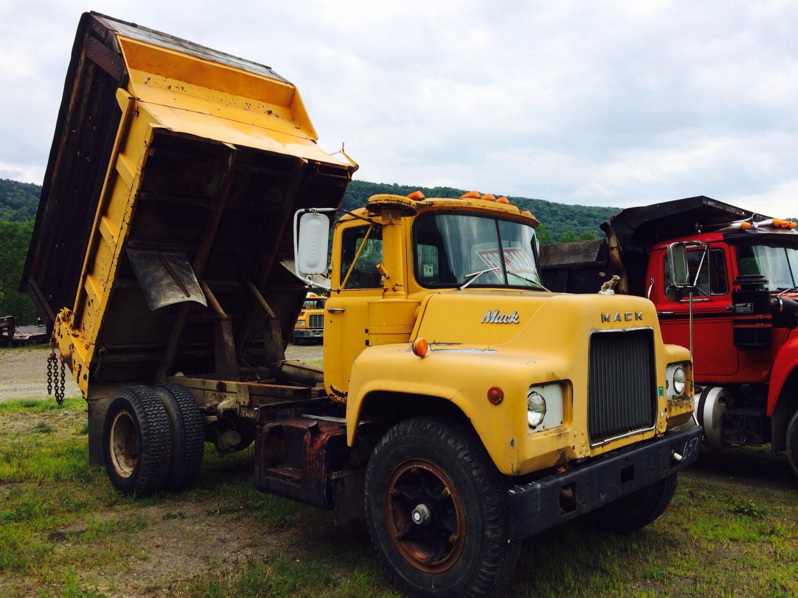 Trucks For Sale: 1970 U Dump For Sale