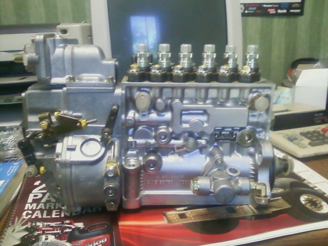 Mack Trucks For Sale >> Mack/Bosch Mechanical Injection Pump - Parts for Sale ...