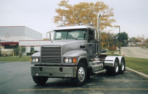 Headlights Upgrade For Mack Chn Or Chu Modern Mack Truck