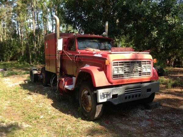 1972 GMC MH 9500 Series on Craigslist - Trucks for Sale ...