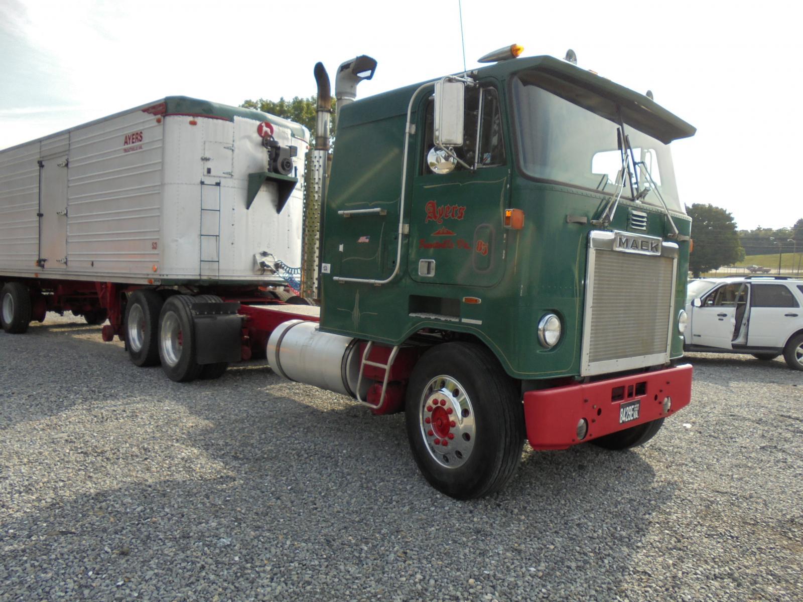 Trucks For Sale In Va >> mack cruiseliner - Trucks for Sale - BigMackTrucks.com