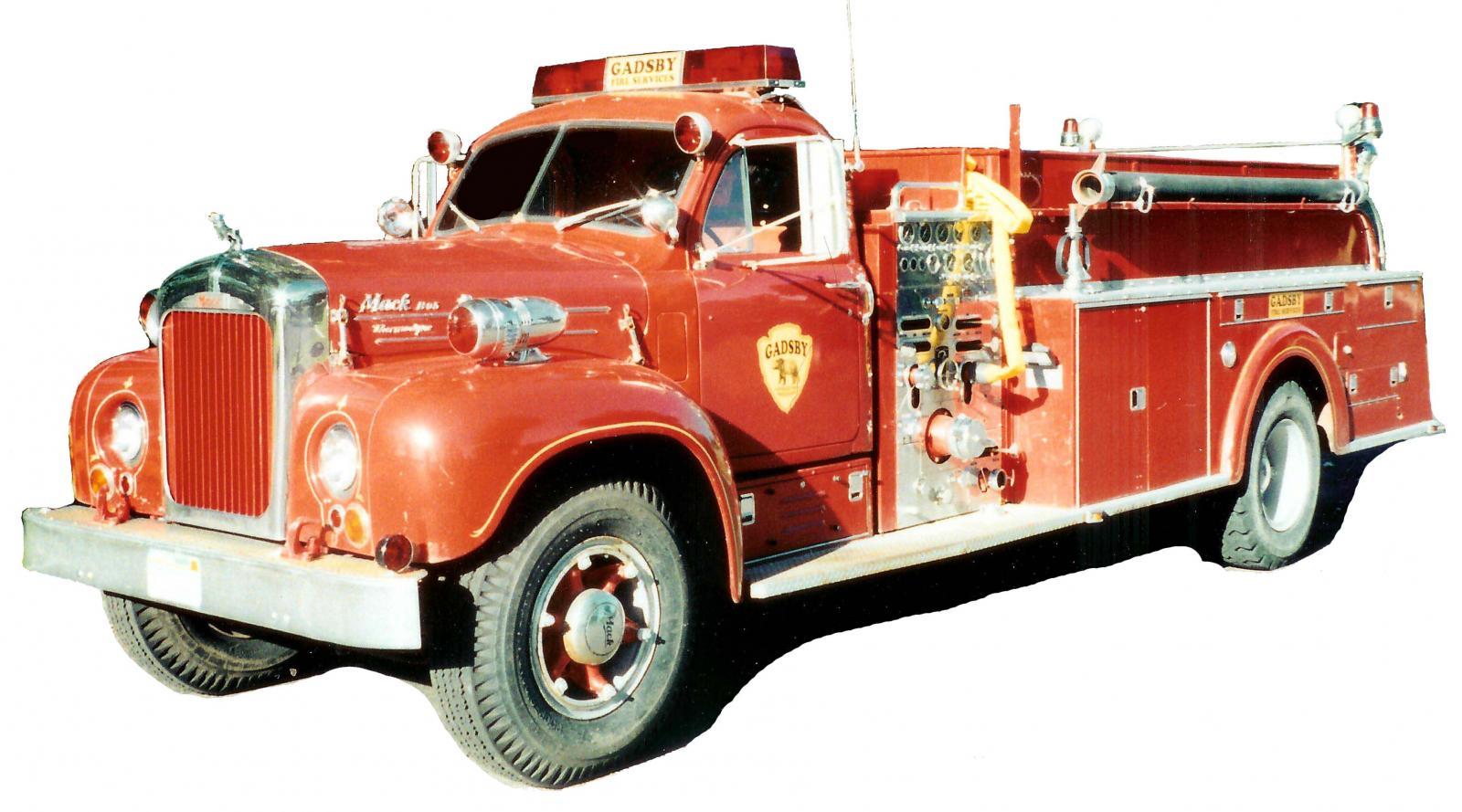Mack B95 For Sale Fire Apparatus Bigmacktrucks Com