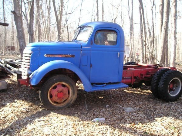 1940 GMC 5th wheel tractor - Other Truck Makes ...