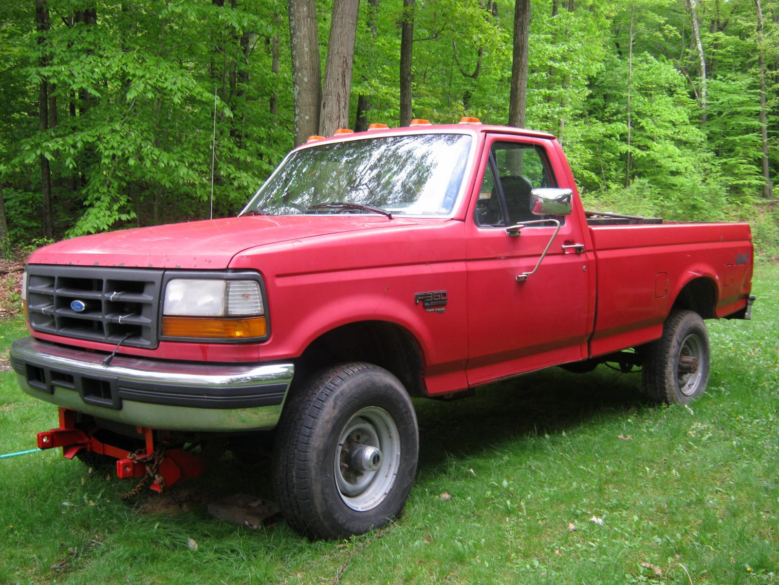 1992 1997 ford f series trucks other truck makes. Black Bedroom Furniture Sets. Home Design Ideas