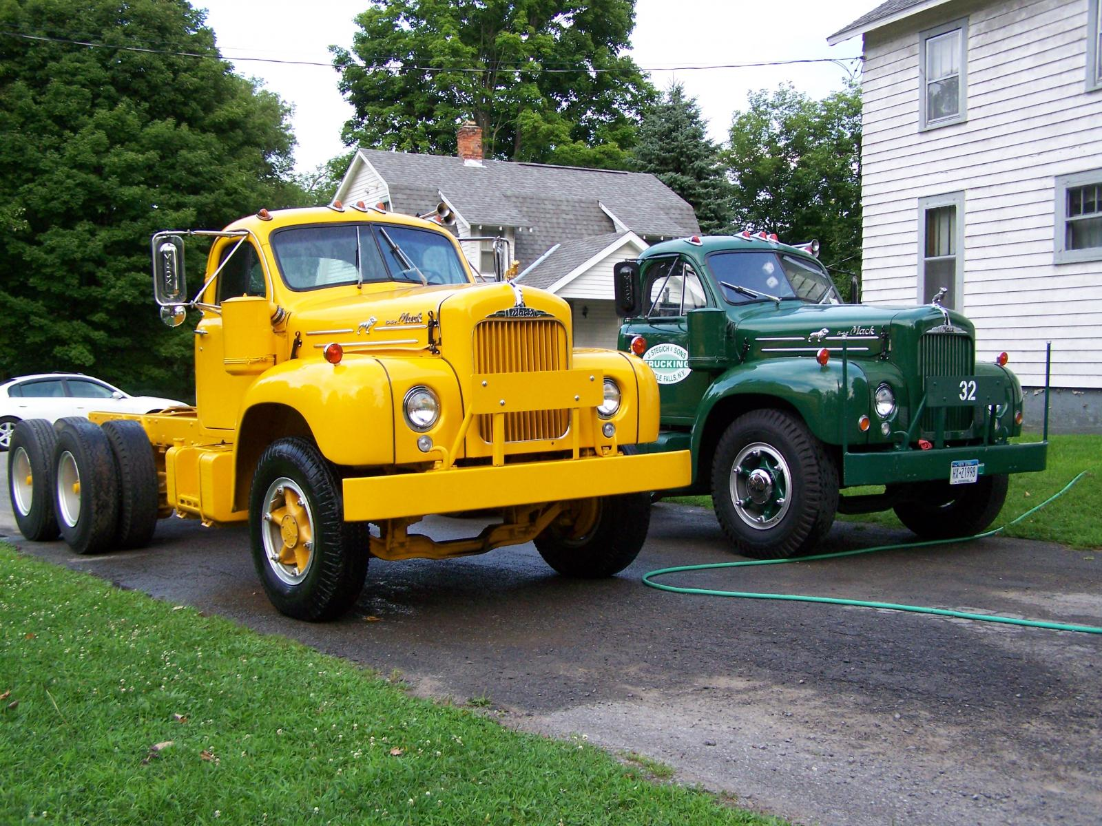 Fully Restored 1957 B-30 Cab/Chassis near Gap, PA - Trucks ...