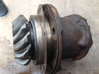 How to remove ring and pinion gears - Driveline and