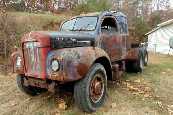 Southwest Virginia Craigslist >> B-Model factory sleeper - Antique and Classic Mack Trucks General Discussion - BigMackTrucks.com