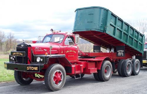 Mack Trucks For Sale >> 1964 Mack B81 Dump Trucks - Antique and Classic Mack ...
