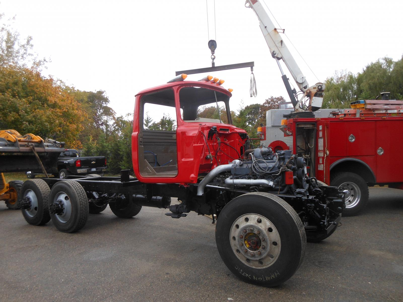 78 r700 tractor - antique and classic mack trucks general discussion