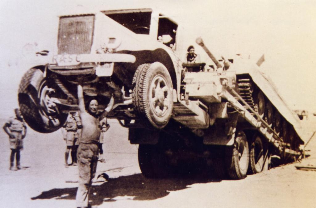 Old Mack Trucks In Iran Please Help To Find Model