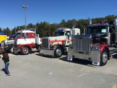 Truck Show Arden NC 2014